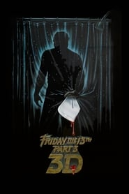 Poster Friday the 13th Part III 1982