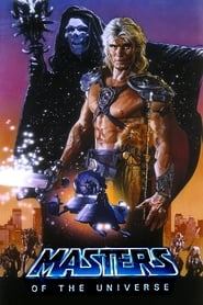 Poster for Masters of the Universe