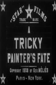 فيلم A Tricky Painter's Fate 1908 مترجم أون لاين بجودة عالية