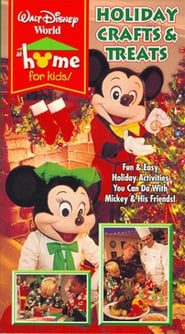 Walt Disney World at Home for Kids: Holiday Crafts and Treats