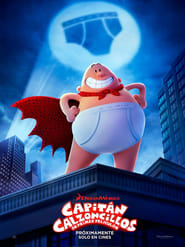 Capitán Calzoncillos / Captain Underpants: The First Epic Movie (2017)