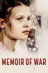 Poster Memoir of War