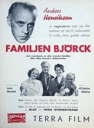 Familjen Björck 1940