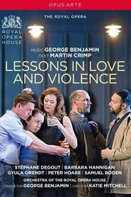 Benjamin: Lessons in Love and Violence 2018