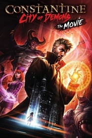 Constantine: City of Demons The Movie (2018) Full Movie Watch Online Free