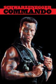 Poster Commando 1985