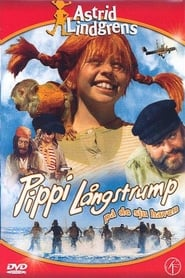 Poster Pippi in the South Seas 1970