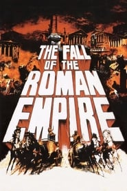 Poster The Fall of the Roman Empire 1964