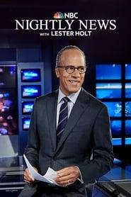 Poster NBC Nightly News 2017
