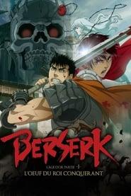 Berserk, l'âge d'or - Partie 1 - L'Œuf du roi conquérant en streaming