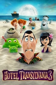 Hotel Transylvania 3: Summer Vacation Official Movie Poster