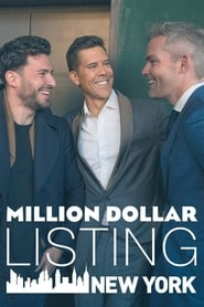 Seriencover von Million Dollar Listing New York