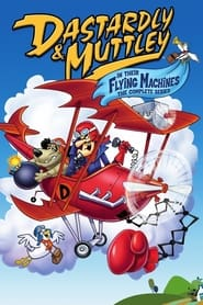 Poster Dastardly and Muttley and Their Flying Machines 1969
