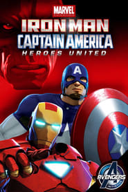 مشاهدة فيلم Iron Man & Captain America: Heroes United مترجم