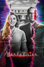 Poster WandaVision - Season 1 Episode 5 : On a Very Special Episode... 2021