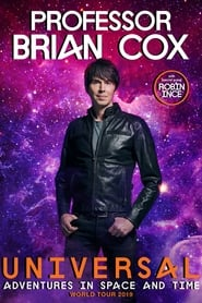 Brian Cox Adventures in Space and Time
