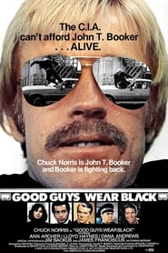 Good Guys Wear Black Poster