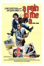 Poster A Pain in the Ass 1973
