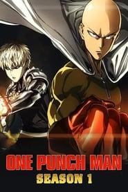 One-Punch Man Season 1 Episode 1