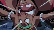 Jet Pistol of Anger! Luffy vs. Blackbeard!