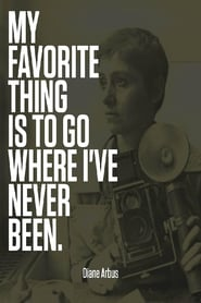 Going Where I've Never Been: The Photography of Diane Arbus (1972)