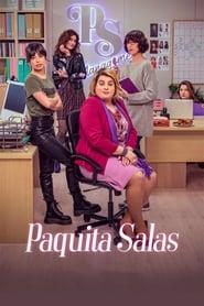 Poster Paquita Salas 2019