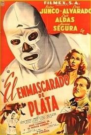 El enmascarado de plata 1954