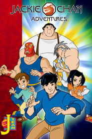 مسلسل Jackie Chan Adventures مترجم