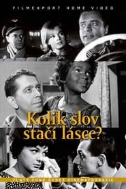 Kolik slov stačí lásce? 1962