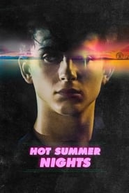 Hot Summer Nights (2018) 720p WEB-DL 750MB Ganool