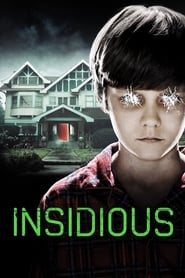 Poster for Insidious