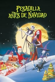 Pesadilla antes de navidad (1993) | The Nightmare Before Christmas