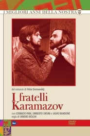 Poster The Brothers Karamazov 1969