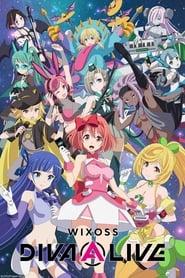 Poster WIXOSS DIVA(A)LIVE 2021