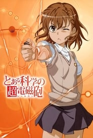 A Certain Scientific Railgun (2009) poster