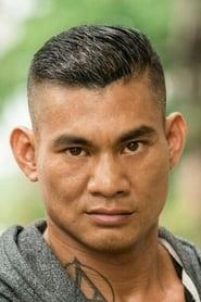 Samoan Gang Member