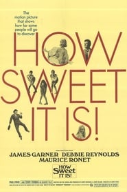 Poster How Sweet It Is! 1968