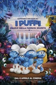 Guarda I Puffi: Viaggio nella foresta segreta Streaming su FilmPerTutti
