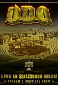 U.D.O. – Live in Bulgaria