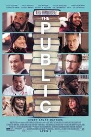 Regardez The Public Online HD Française (2017)