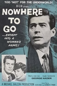Poster Nowhere to Go 1958