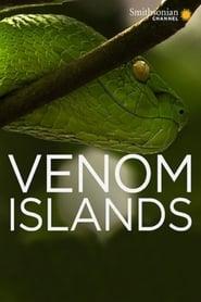 Poster Venom Islands 2012