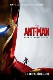 Karınca Adam – Ant-Man 2015 Türkçe Dublaj izle