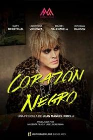 Poster Corazón Negro 2015