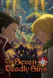 The Seven Deadly Sins Season 3 Episode 4 : The Ten Commandments vs. The Four Archangels