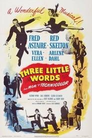 Trois petits mots 1950