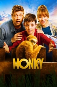 Monky (2017) Hindi Dubbed