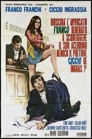 Riuscirà l'avvocato Franco Benenato a sconfiggere il suo acerrimo nemico il pretore Ciccio De Ingras? 1971