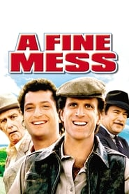 Poster for A Fine Mess