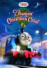 Poster Thomas & Friends: Thomas' Christmas Carol 2015